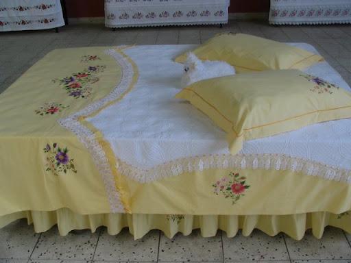 YASTIK+KENAR+(8) Yastık başı dantel örnekleri