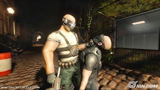 Tom Clancy's Splinter Cell: Double Agen Screenshoot