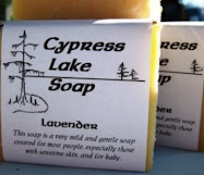 Cypress Lake Soap