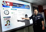 Official Johor Police Website