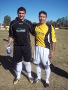 Claudio Salomon y Leonardo Gonzalez