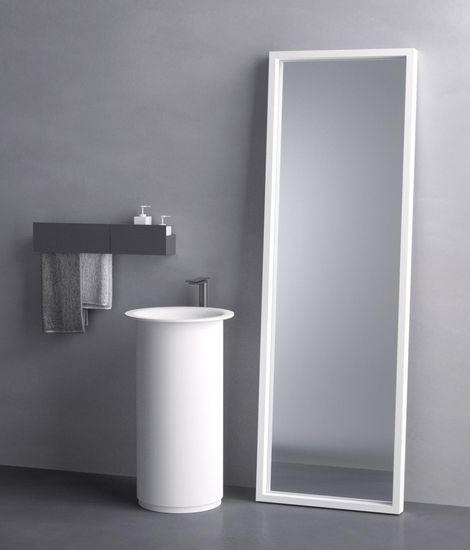 decorar lavabos redondos : decorar lavabos redondos:Marzua: Lavabos redondos de Benedini Associati para Agape