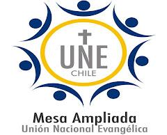 Mesa Ampliada UNE-CHILE