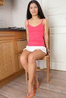 Adolescentes en faldas cortas