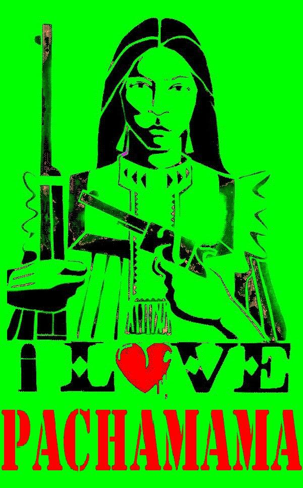 I LOVE PACHAMAMA