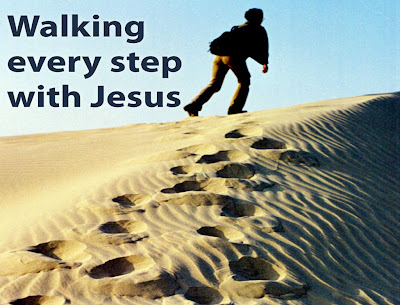 Walking Every Step with Jesus