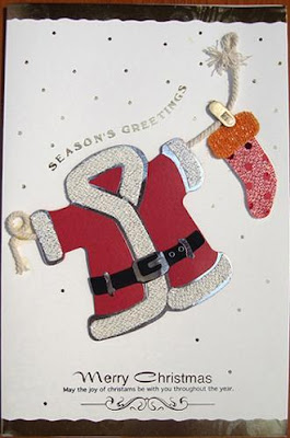 Christmas Greeting Card Handmade