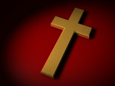 Christian Cross 3D