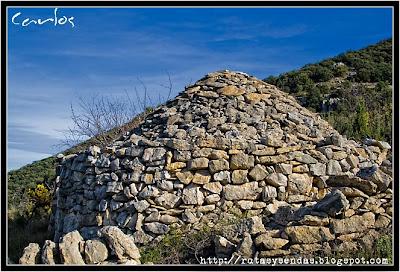 Refugio Construcción Piedra seca