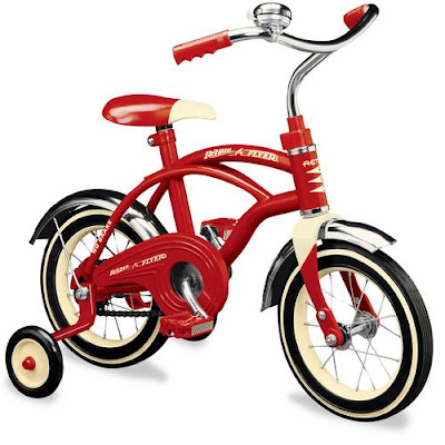 Great valentines day gift ideas - bicycle for boys