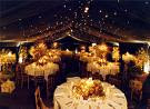 Valentine's day wedding reception ideas