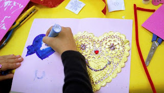 Valentines Day Crafts Ideas for Kids