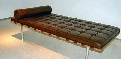 Chocolate Cake Couch