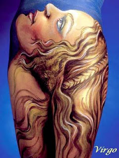 Nice Art of Body Painting Collection
