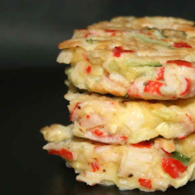 how to make imitation crab patties