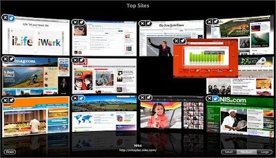 Download Navegador Apple Safari 4