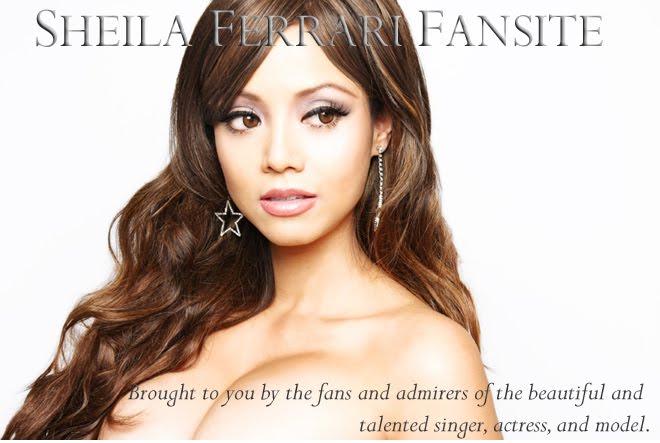 Sheila Ferrari Fansite