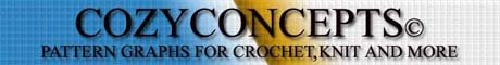 Crochet Patterns by COZYCONCEPTS