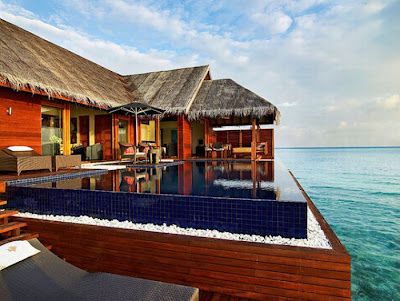 Diva Resort Hotel on the Maldives