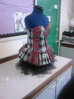 textiles as level coursework