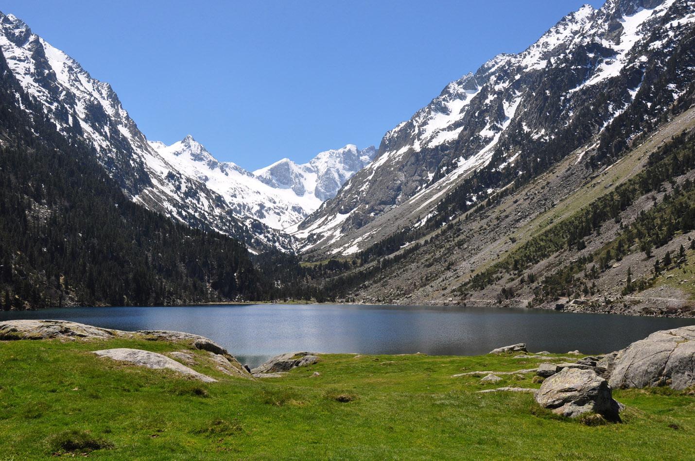 Le blog de fab pont d 39 espagne et lac de gaube pyr n es - Lac de gaube ...
