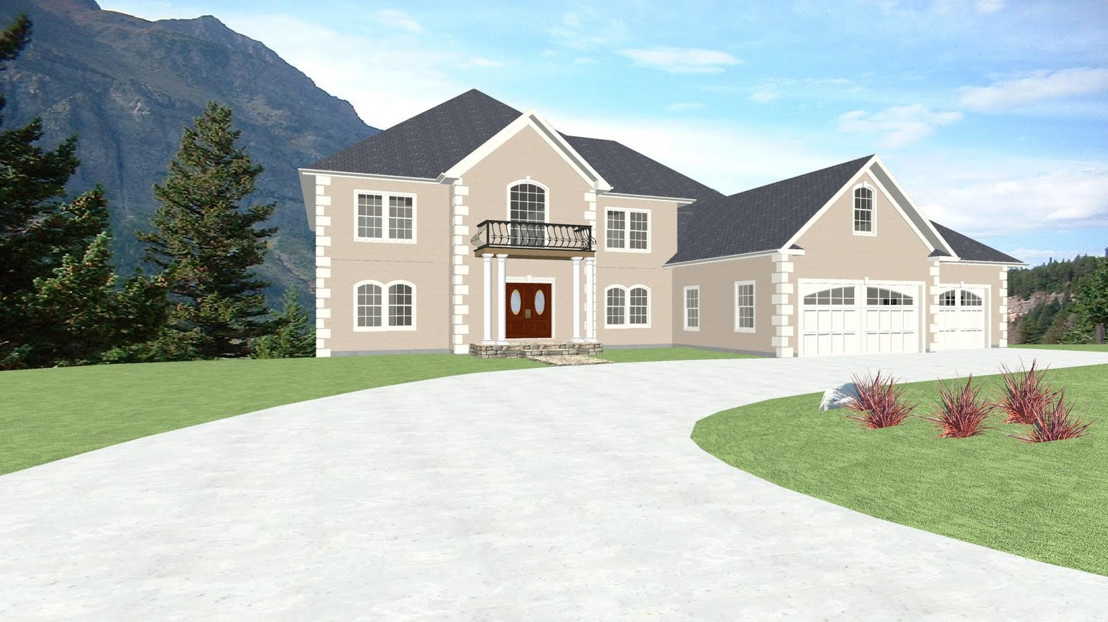 Adventures in building our dream home for Dream homes builders