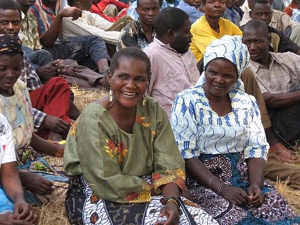 Santhe, Malawi, Africa