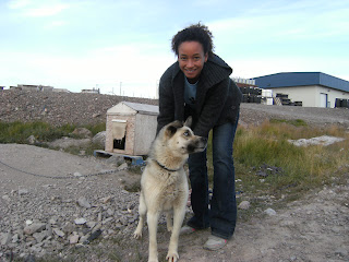 Canadian Animal Assistance Team: Baker Lake Nunavut 2010, DAY THREE: