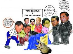 SBY menyalahgunakan kekuasaan