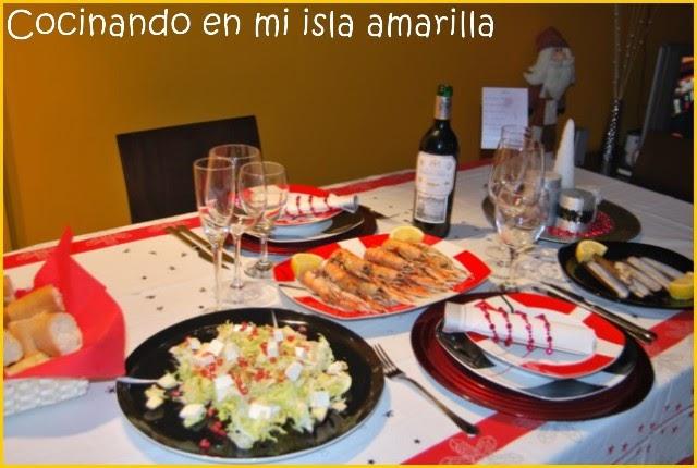 Cena con invitados cena de empresa 2009 navidad - Cenas faciles para invitados ...