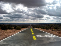 Solar Roadways panneau solaire photovoltaique route