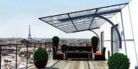 pergosol pergola solaire photovoltaique