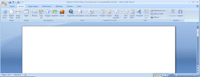 Microsoft Office Word 2007 Tutorial: February 2009