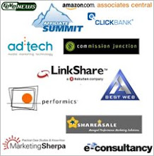 Companies and websites in affiliate marketing