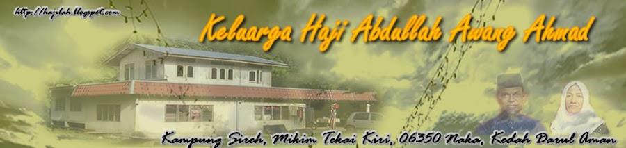 Keluarga Haji Abdullah
