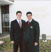 Madison and Elder Eide