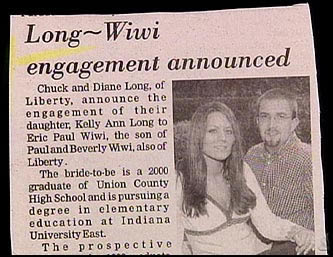 Funniest Wedding Announcements Ever