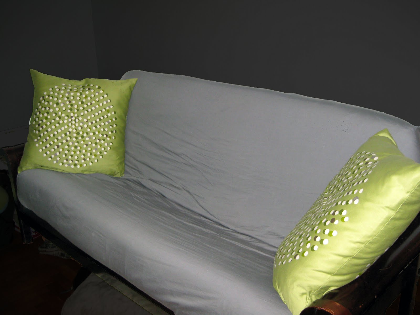 The Full Sheet Futon Cover Cleverly Simple Recipes Diy From