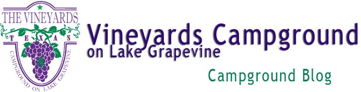 The Vineyards Campground and Cabins on Grapevine Lake