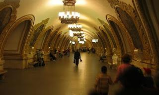 Stasiun Metro Kievskaya