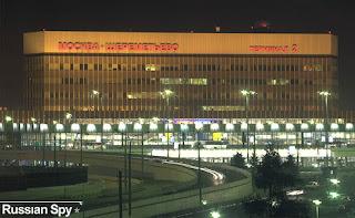 Sheremetyevo Airport, bumi Rusia yang pertama dijejak Ayyas