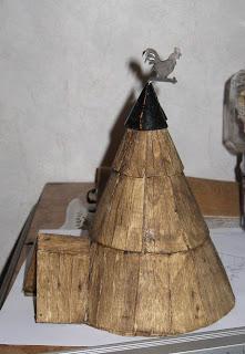 Provence cr ches moulin vent - Moulin a vent en bois a fabriquer ...