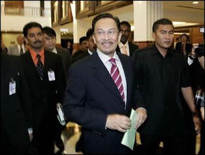 Ketua Umum Pakatan Rakyat, Datuk Seri Anwar Ibrahim