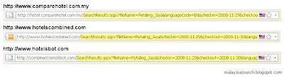 Similar URLs