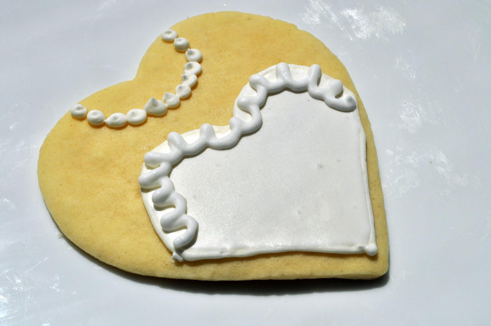 Our Italian Kitchen: Hearts of Love Sugar Cookies