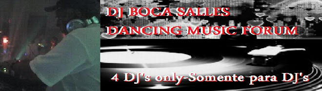 DJ BOCA SALLES - Dance music forum