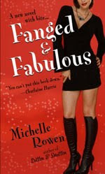 Fanged & Fabulous by Michelle Rowen