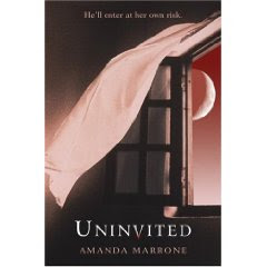UNINVITED by Amanda Marrone