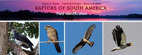 Guia das Aves de Rapina da América do Sul