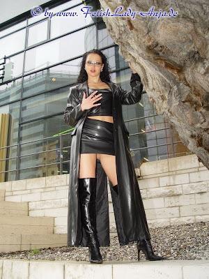 leatherstreet: Lady Anja